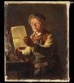 Den politiske skomakaren (Geskel Saloman) - Nationalmuseum - 180811.tif