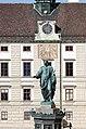 Denkmal Kaiser Franz I. Hofburg Wien 2018-09-30 b.jpg
