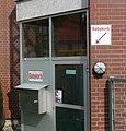 Der Babykorb (Babyklappe) wurde 2001 eingerichtet und im Mai 2002 sowie im Juni 2006 in Anspruch genommen. - panoramio.jpg