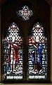 Derry St. Augustine's Church W03 Elisha and his servant at Dothan 2019 08 29.jpg