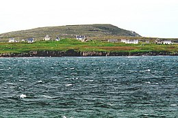Derrybeg - Gola Island from pier on Gweedore Bay - geograph.org.uk - 1178446.jpg