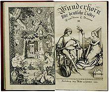 http://www.deutschestextarchiv.de/book/show/arnim_wunderhorn01_1806