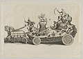 Design for a float, from 'Éloges et discours sur la triomphante réception du Roy en sa ville de Paris ...' by Jean-Baptiste de Machault MET DP855545.jpg