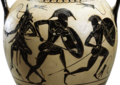 Detail from black-figure amphora with scene from the iliad ca 540-520 bce attributed to the hattatt painter white-balanced white-bg.png
