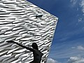 Detail of Titanic Belfast - Belfast - Northern Ireland - UK - 02 (42732641155).jpg