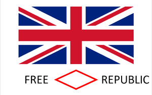 Stafford Parker - Image: Diamond flag of the Diggers' Republic