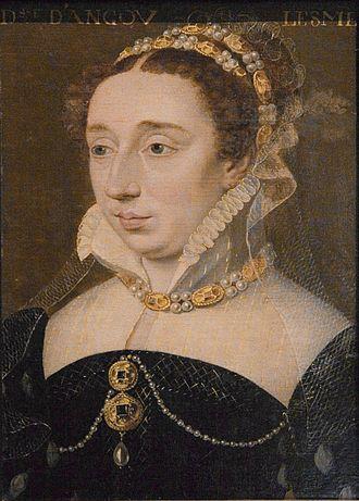 1538 in France - Diane de France