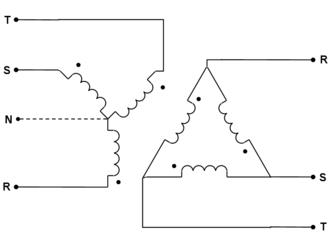 couplage de transformateurs triphas u00e9s
