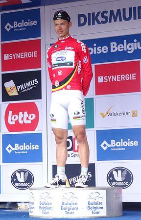 Diksmuide - Ronde van België, etappe 3, individuele tijdrit, 30 mei 2014 (C17).JPG