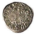 Dinero aragonés de Jaime I el Conquistador (anverso).jpg
