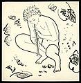 Disegno per copertina di libretto, disegno di Peter Hoffer per Dafni (s.d.) - Archivio Storico Ricordi ICON012464.jpg
