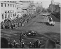 Distance view of President Truman's inaugural parade showing the limousine of Gov. Tuck of Virginia. - NARA - 200043.tif