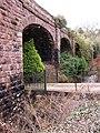 Disused Railway Viaduct, Blakeney - geograph.org.uk - 143734.jpg