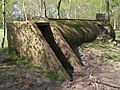 Disused air-raid shelter, Dilton, New Forest - geograph.org.uk - 430429.jpg