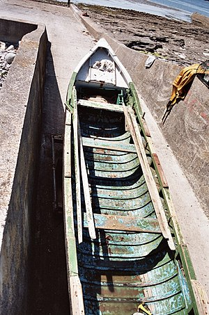 Disused Currach