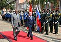 Dmitry Medvedev in Angola 26 June 2009-4.jpg