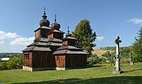 Dobroslava (Доброслава, Dobroszló) - Chrám svätej Paraskievy.JPG