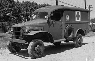 Dodge WC series - Dodge WC9