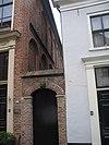 doesburg, veerpoortstraat 22 zijgevel