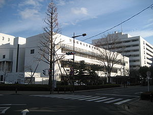 Dokkyo Medical University Koshigaya Hospital 1.JPG