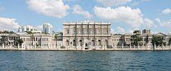 Palazzo Dolmabahçe (ritagliata) .JPG