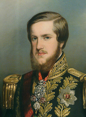 Consolidation of Pedro II of Brazil - Emperor Pedro II at age 24, 1849