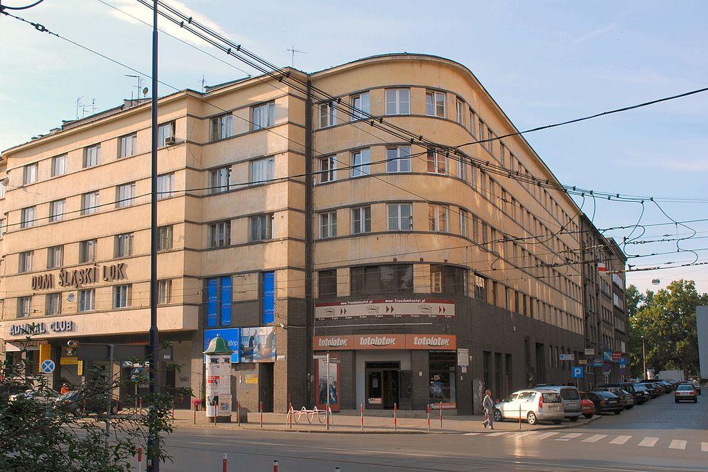 Budynek w którym mieści się Muzeum