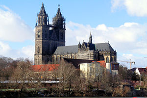 Archbishopric of Magdeburg - Cathedral of Magdeburg