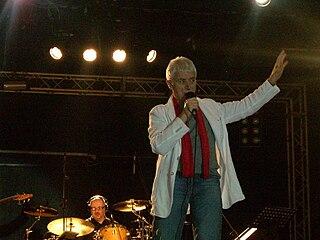 Don Backy Italian recording artist, singer, songwriter and writer