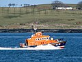 Donaghadee Lifeboat in the Copeland Sound (2) - geograph.org.uk - 727942.jpg