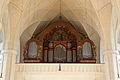 Donaufeld (Wien) - Pfarrkirche Hl. Leopold, Orgel.JPG