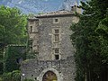 Donjon de Lastic, Saou, Drôme, France 02.jpg