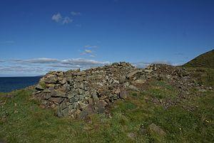 Doon Castle Broch - Doon Castle Broch