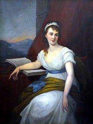 Dorothea von Rodde-Schlözer - Dorothea von Rodde-Schlözer, date unknown, c. 1800