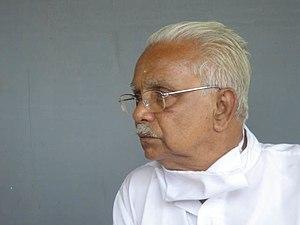 Gandhi Peace Prize - Image: Dr Ariyaratne meeting with leaders in the North