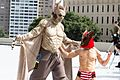 Dragon Con 2013 - Man-Bat & B'Wana Beast (9688372599).jpg
