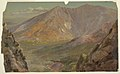 Drawing, Mt. Katahdin, Great Basin from South Turner Mountain, 1877 (CH 18201455-2).jpg
