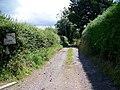Drive to Hartgrove Farm - geograph.org.uk - 906913.jpg