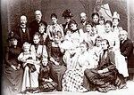 Duchess Maria Josepha in Bavaria with her big family.jpg