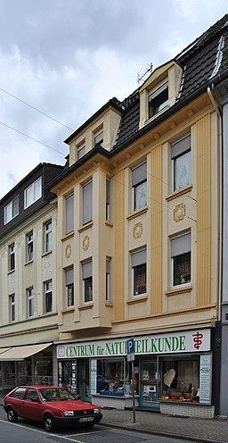 Duisburg, Ecke Kaiserstraße und Viktoriastraße, 2012-07 CN-02