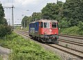 Duisburg SBB Cargo 421 387 solo (27820054344).jpg