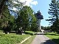 Dukelský priesmyk, vyhliadková veža (1).jpg