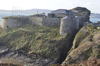 Fort Dunree - Dunree Fort, 2015