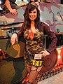 E3 2011 - World of Tanks girl (Wargaming.net) (5822118945).jpg