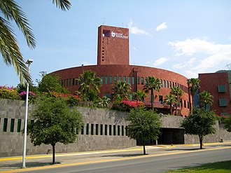 Monterrey Institute of Technology and Higher Education - Its graduate business school, EGADE, in Monterrey, Mexico.