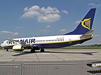 EI-DCR - B738 - Ryanair