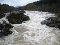 Eas Urchaidh waterfall on the River Orchy - geograph.org.uk - 1554077.jpg