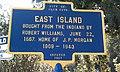 East Island historical marker.jpg
