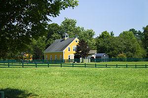 Rochester, Massachusetts - East Over Farms