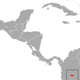 Eastern Cordillera Small-footed Shrew area.png